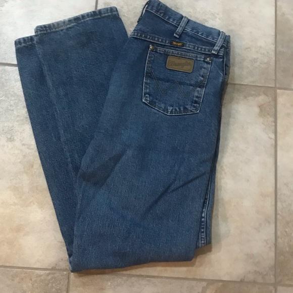 8ffd3281 Wrangler Jeans | George Strait Collection | Poshmark